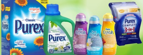 Purex Laundry Detergent Coupons