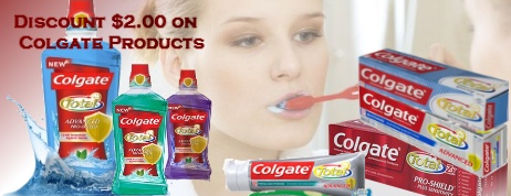 Colgate Oral Care Coupons