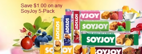 SoyJoy Printable Coupons