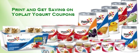 Yoplait yogurt Coupons