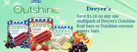 Dreyer's Outshine Coupons