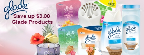 Glade Printable Coupons