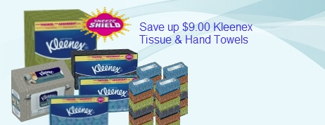 Kleenex Coupons