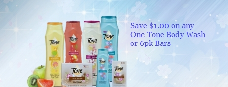 Tone Printable Coupons