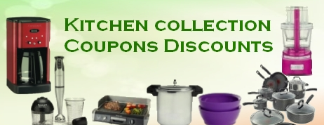Kitchen Collections Coupons Discounts