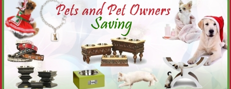 Gifts for Pets and Pet Owners Saving
