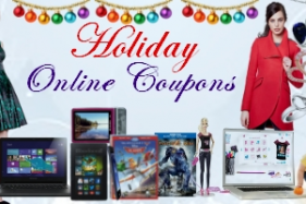 Holiday Online Coupons