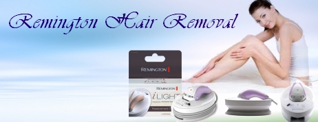 Remington Hair Removal