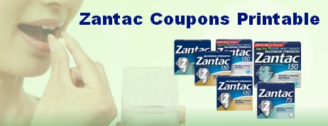 Zantac coupons Printable