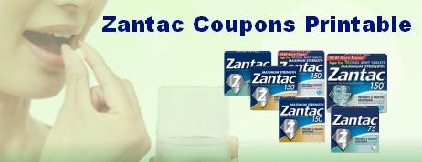 Zantac coupons Printable