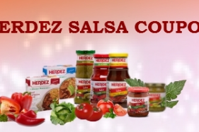 Herdez Salsa Coupon