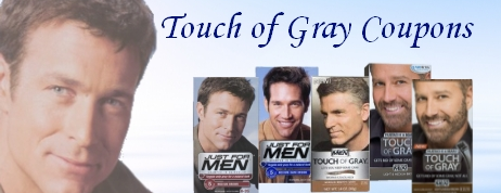 Touch of Gray Coupons