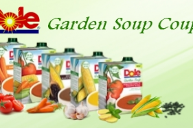 Dole Garden Soup Coupon