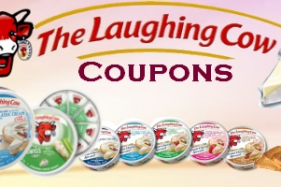 The laughing cow coupons