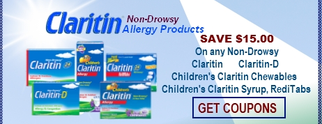 Claritin Printable Coupon