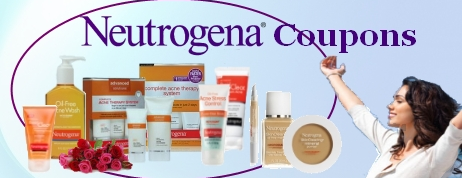 Neutrogena Coupons