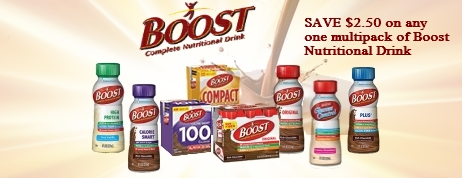 Boost printable coupons