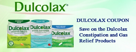 Dulcolax constipation relief