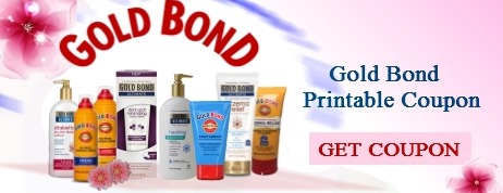 Gold Bond Coupons