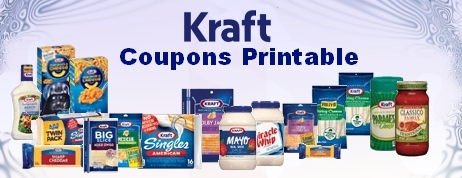 Kraft Coupons Printable
