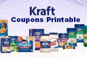 Kraft Coupons Printable