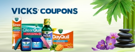 Vicks Coupons