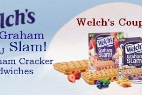 Welch's Graham Slam Cracker Sandwiches