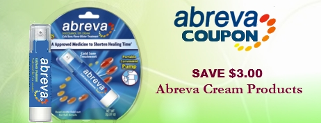 Abreva Cream for Cold Sore