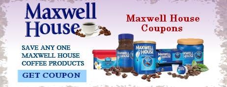 Maxwell Coupons