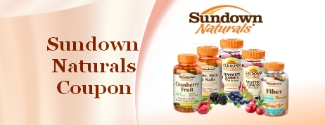 Sundown Naturals coupon
