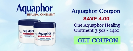 Aquaphor Healing Ointment coupon