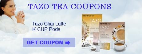 Tazo Chai Tea Latte K Cup Pods