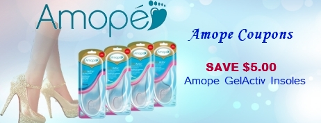 Amope GelActiv Insoles