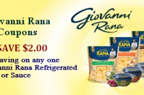 Giovanni Rana Coupons