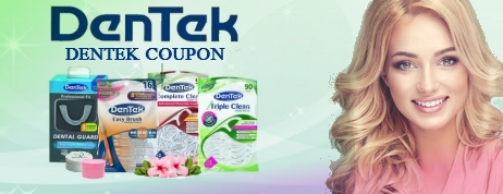Dentek Coupon