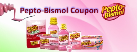 Pepto-Bismol Coupon