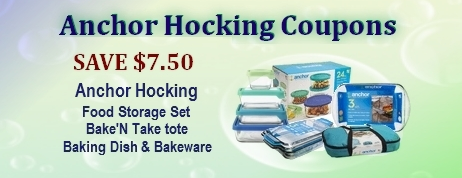 Anchor Hocking coupons