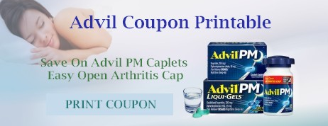 Advil Coupon Printable