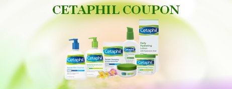 Cetaphil coupon