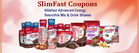 SlimFast coupons
