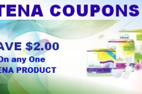 Tena Coupons