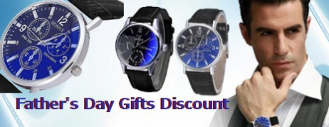 Father's Day Gifts Discount