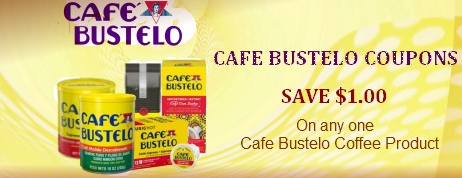 Café Bustelo coupons