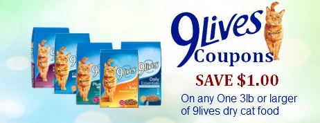 9lives coupons