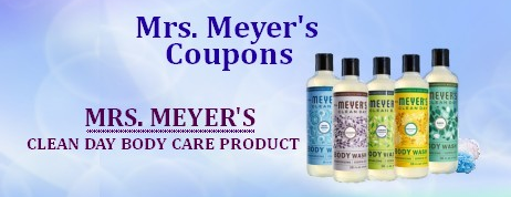 Mrs. Meyer's coupons