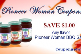 Pioneer Woman Coupons