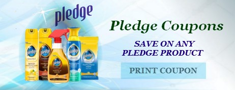 Pledge Coupons
