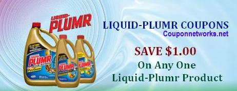 Liquid-Plumr Coupons