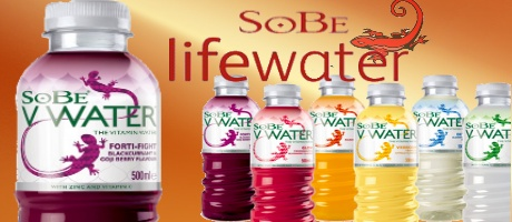 Sobe water coupons