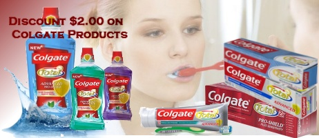 Colgate Oral Care Coupon